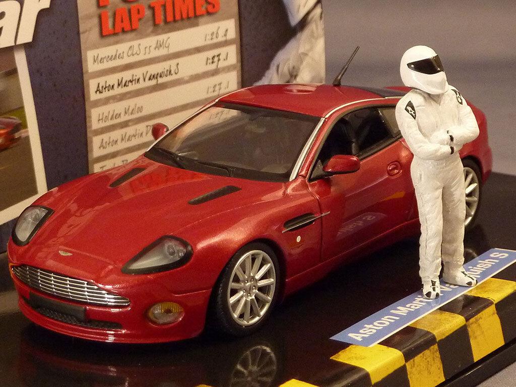 Precio por piso Minichamps Minichamps Minichamps 1 43 Aston Martin Vanquish S, 2004 Top Gear  venta de ofertas