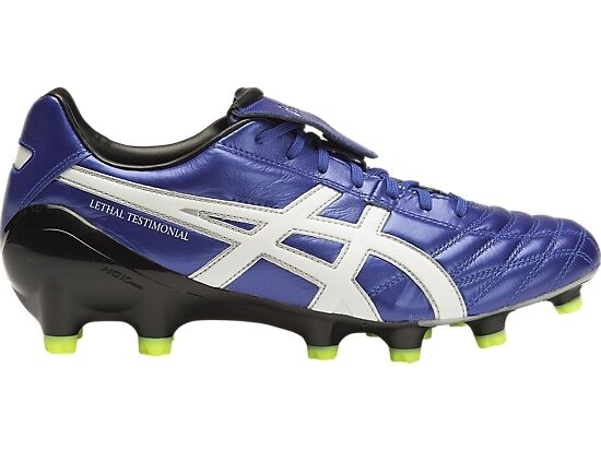 * NEW * Asics Lethal Testimonial 4 IT Football Shoes (D) (4201)