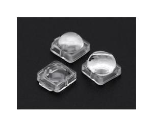 5X LENTE PER LED SMD 5050 ANGOLO 30° 60° 140° gradi lenti diffusione luci diodi