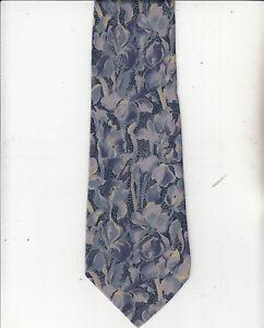 Ermenegildo-Zegna-If-New-400-Authentic-100-Silk-Made-In-Italy-EZ45-Men-039-s-Tie