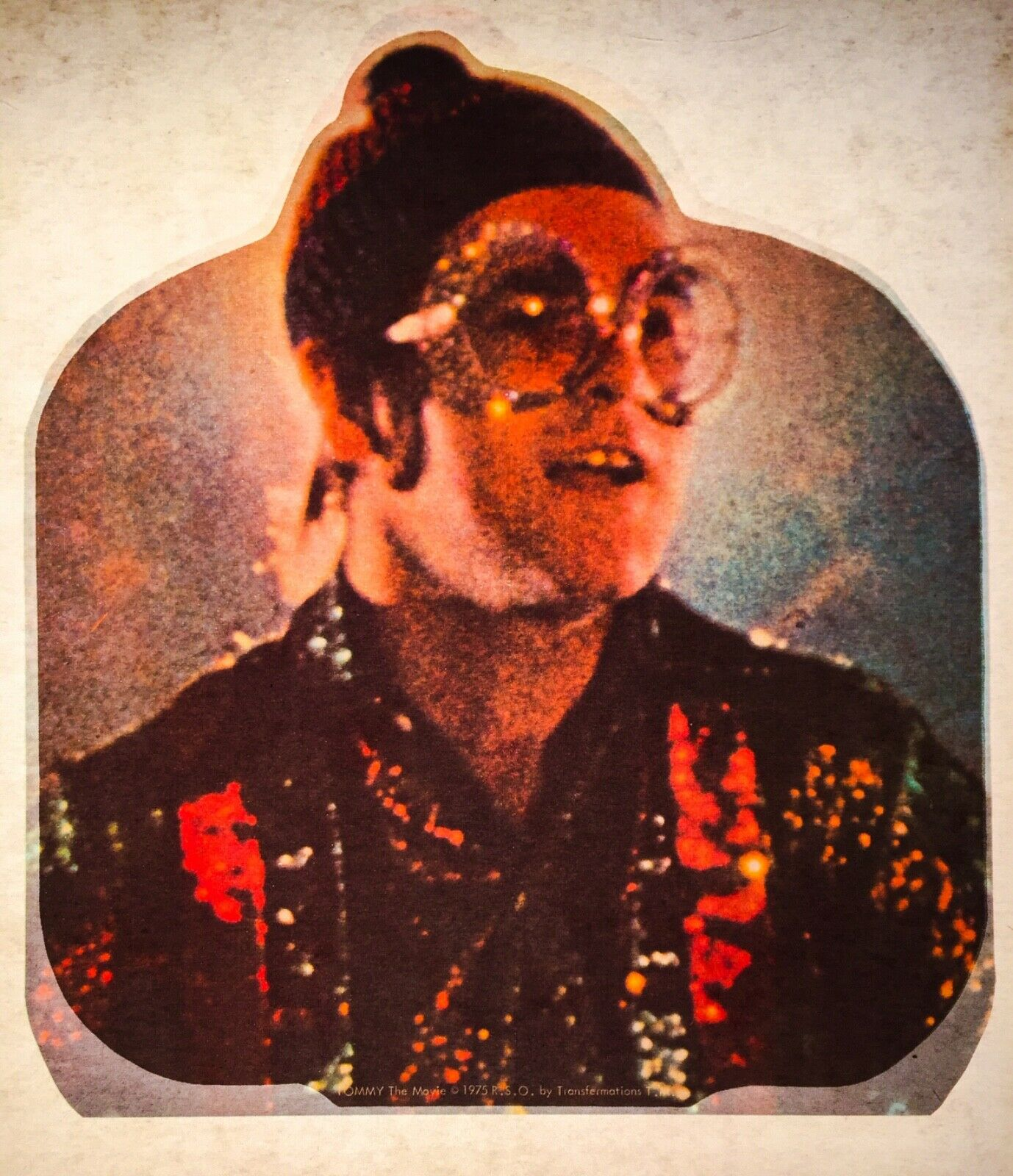 VTG 70's ELTON JOHN rock The Who TOMMY Roger Dalt… - image 2