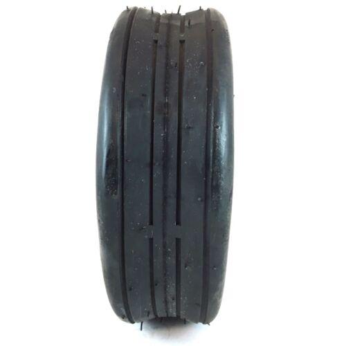 1 New 11x4.00-5 OTR Rib 4 Ply Tire lawn mower /& garden tractor FREE Shipping