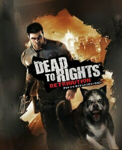 USED-PS3-PlayStation-3-Dead-to-Rights-Retribution-97393-JAPAN-IMPORT