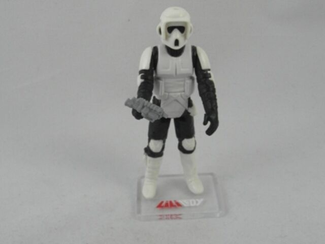 50 50 50 x DELUXE VINTAGE STAR WARS ACTION FIGURE DISPLAY STANDS (NEW) - LILI LEDY 2aa977
