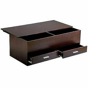 very-good-light-brown-Coffee-Table-with-Storage-Box-and-4-Drawers