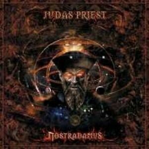 Judas-Priest-034-Nostradamus-034-2-CD-HEAVY-METAL-Merce-Nuova