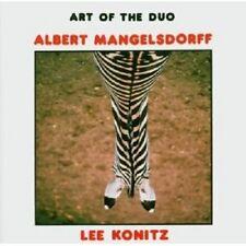 ALBERT/KONITZ,LEE MANGELSDORFF - ART OF THE DUO  CD NEU