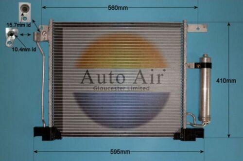 Condenseur climatisation 16-1985 1.6 l pour NISSAN JUKE