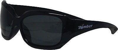 Sugar-Bomb Floating Sunglasses Bomber Gloss Black//Smoke Lens SG101