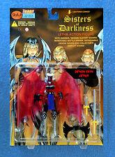 "DEMON SKIN LETHA SISTERS OF DARKNESS SKYBOLT TOYZ 6"" FIGURE LIGHTNING COMICS"
