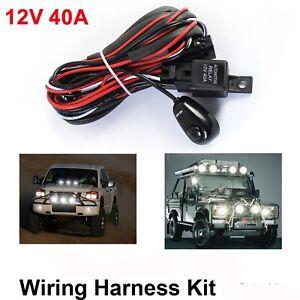 Warn Jeep Fog Light Wiring Diagram on