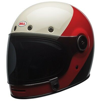 Ehrlichkeit Bell Bullitt Helmet - Triple Threat Red / Black (20% Off!) - All Sizes