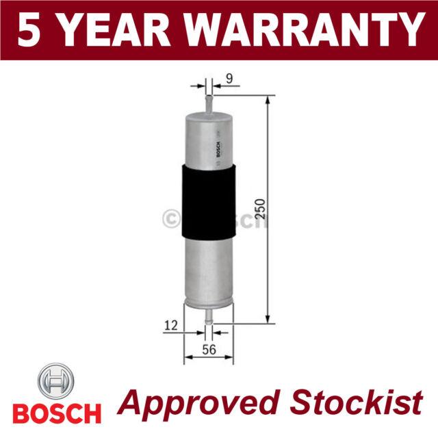 Bosch Filtro de Combustible Gasolina Diesel N2066 F026402066