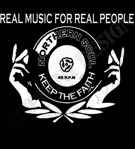 5xl The Motif original Hommes Northern Soul shirt Faith Keep 3xl T Motown 4xl qvXZpwU