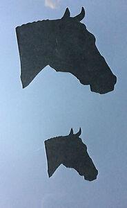 Horses Animal A5 Mylar Reusable Stencil Airbrush Painting Art Craft DIY