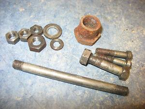 Misc-Crankcase-Hardware-Bolts-Nuts-1969-1970-Norton-Commando-750-69-70
