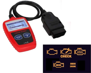 Details about e class w211 OBD2 Engine Management Light Diagnostic Code  Reader Reset Tool