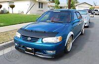 Toyota Corolla 1998 1999 2000 2001 2002 Custom Bra Car Hood Mask / Bonnet Bra