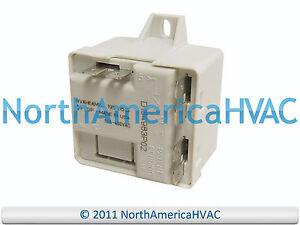 OEM Trane American Standard Start Capacitor Relay 50A RLY3210 ...