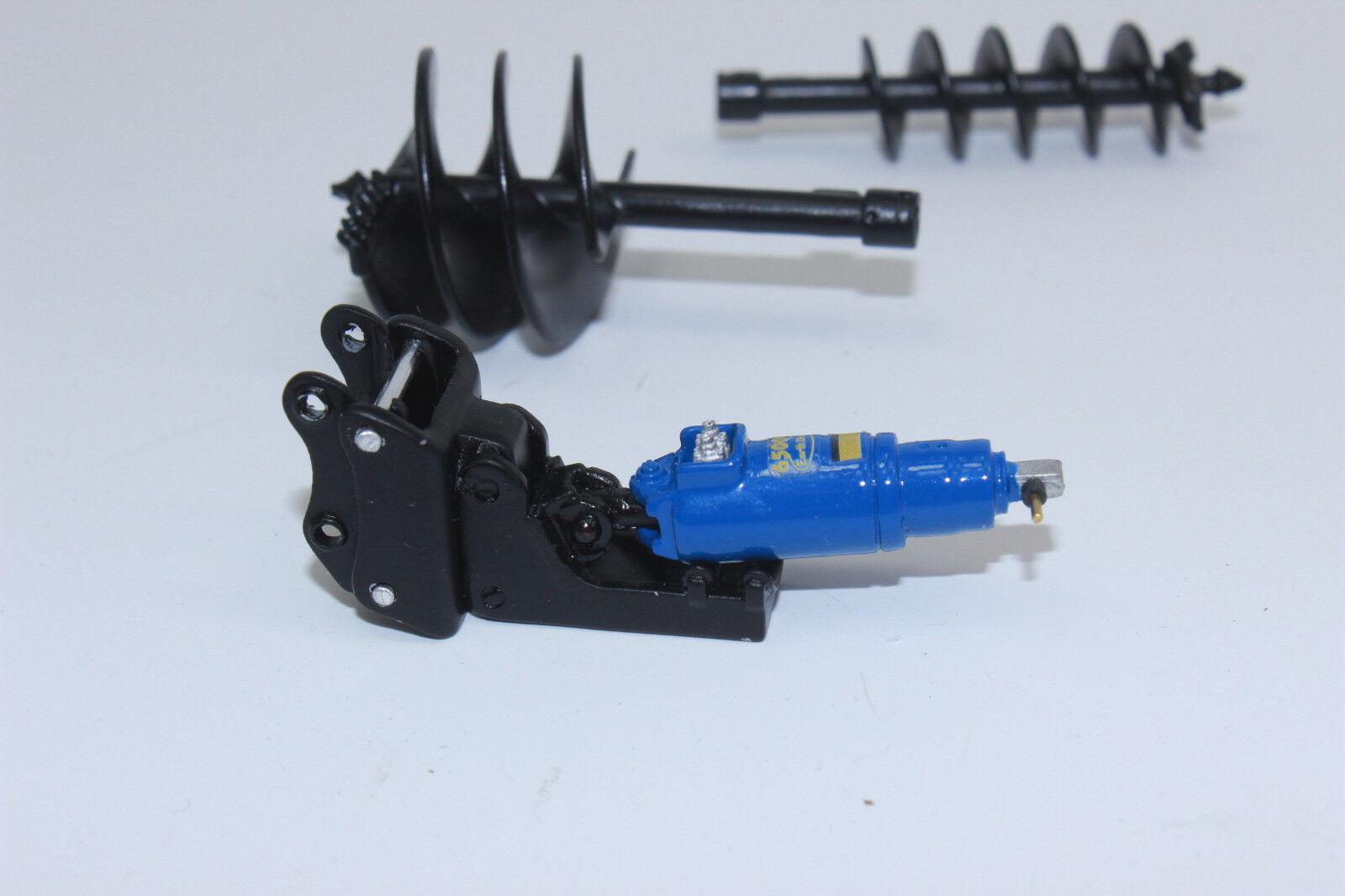 GAZ Evans Evans Evans GF 75 AugerTorque 65000 Erdbohrer Drill + 2 Bohrer 1 50 NEU in OVP 7fa5fd