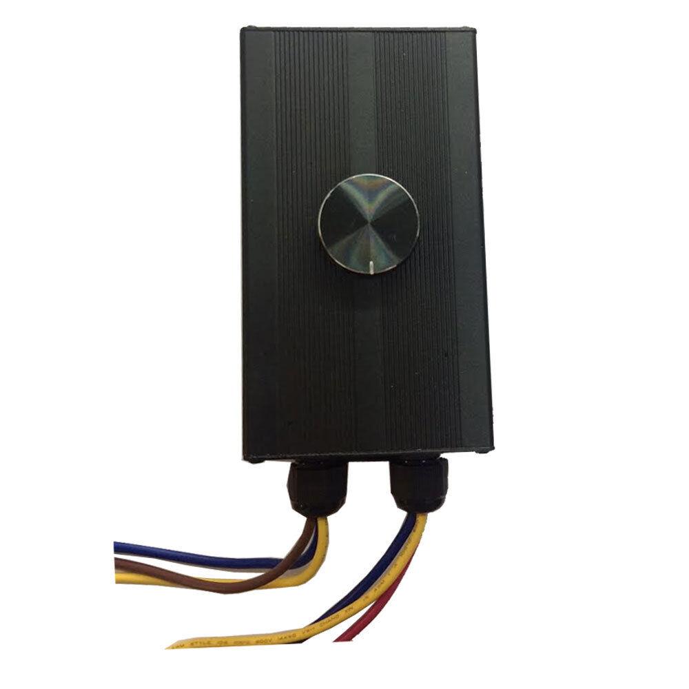 Ventilateur Régulateur De Vitesse 2000W Assiette ventilateur tubé ventilateur