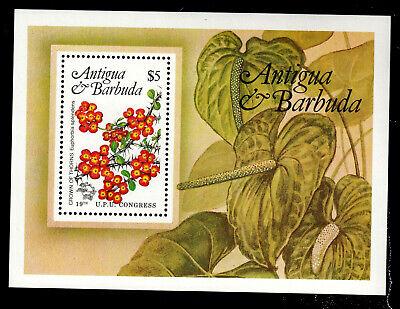 Alert Antigua Barbuda Bl Upu-kongress 1984-blüten To Adopt Advanced Technology 76 **