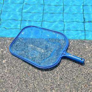 Dauerhaft Laubkescher Flach Kescher Schwimmbecken Teich Reinigung