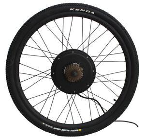 Electric-Bike-36-48V-1000W-Rear-Brushless-Hub-Motor-Wheel-for-Ebike-20-034-700C-Rim