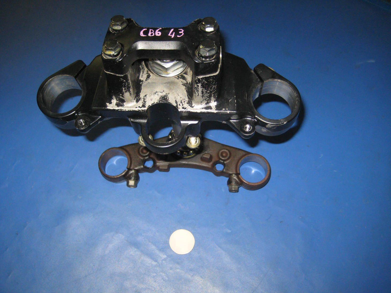 600cc 2005 EURO 22-1020 KIT CUSCINETTI DI STERZO Honda CB600F Hornet ALL BALL