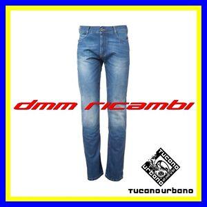 7b836829ea Caricamento dell immagine in corso Pantaloni-Denim-Jeans-TUCANO-URBANO-GINS- Blu-Tg-