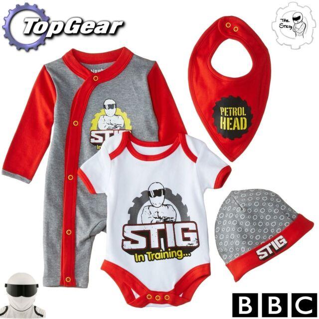 BBC Official Doctor Who® Boy/'s Children 4 Piece Starter Set Hat BIB Bodysuit