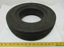 Watts Karco 15x4 12 8 K2 Solid Pneumatic Ribbed Forklift Tire Rim Size 3x8