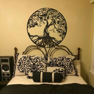 Celtic Tree Of Life Wall Decal Inspirational Removable