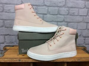 TIMBERLAND LADIES UK 6.5 EU 39.5 CAMEO ROSE LONDYN 6 INCH NUBUCK ... 95800c53513