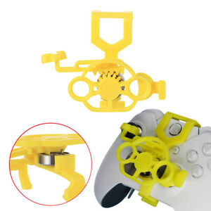 Racing-Game-Accessories-3D-Printed-Mini-Steering-Wheel-Auxiliary-Controller-A