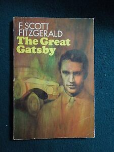 The great gatsby by f scott fitzgerald 1953 scribners paperback image is loading the great gatsby by f scott fitzgerald 1953 fandeluxe Images