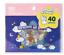 miniature 10 - Official BTS BT21 Baby Flake Sticker Pack +Freebie + Free Tracking KPOP