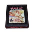 Dodge 'Em (Atari 2600, 1981)