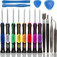 16 in 1 Mobile Phone Repair Tools Precision Screwdrivers Tool Set Kit For iPhone