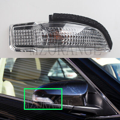 LH Left Side Rear Mirror Light Turn Signal Lamp For Toyota Corolla Camry