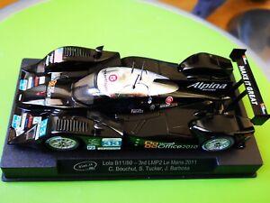 Brillant Lola B11/80 Lmp Slot.it Ca22c 3rd Lmp2 Le Mans 2011 Vous Garder En Forme Tout Le Temps