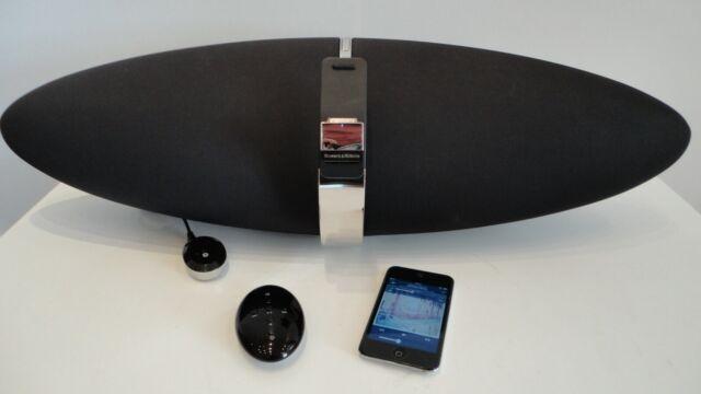 Bowers & Wilkins Zeppelin Air Wifi Wireless Speaker + Bluetooth Adaptor A