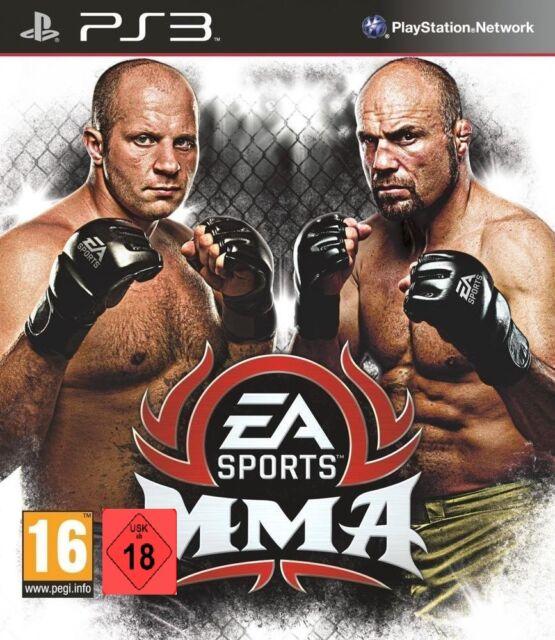 PS3 Jeu Mma Mixed Martial Arts Produit Neuf