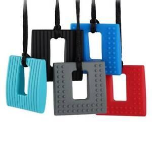 Phoenix Silicone Necklace for Teething Sensory Teether Pendant