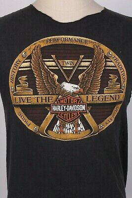 LIVE THE LEGEND MADE IN THE USA MOTORCYCLES BIKER LONG SLEEVE T SHIRT