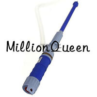 Automotive Electric Battery Transfer Pump Syphon Hose Fuel Water Air Extractor