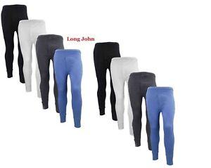 Men-Thermal-Underwear-Long-John-Only-Ski-Warm-Winter-Size-S-2XL