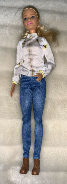 Barbie Bee keeper Beehive Blonde Career Doll Mattel FRM17