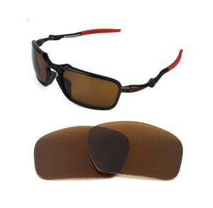 eada4e0f06 Image is loading New-polarized-bronze-replacement-lenses-for-oakley-gascan-