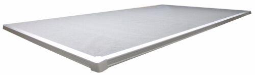 Pontoon Skirting Pontoon Deck Trim 8/' long L Channel Rub Rail for Pontoons